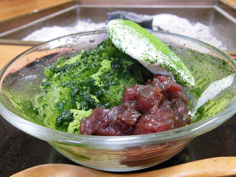 暑い京都で食べてほしい!ひんやり極上のプチ贅沢カキ氷5選