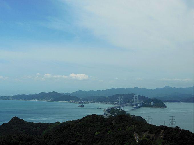 淡路島うにしゃぶ!?大鳴門橋を望む「絶景レストラン うずの丘」で淡路島グルメを堪能しよう!