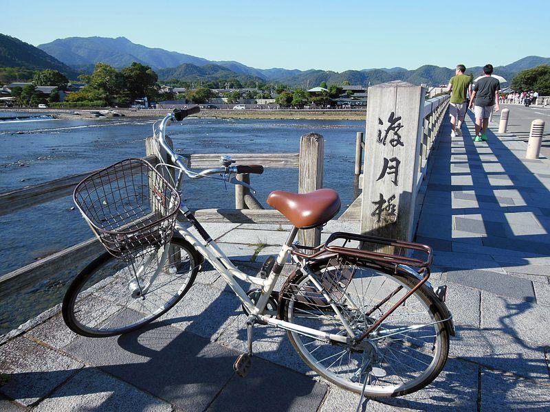 嵐山は自転車旅がオススメ!季節を感じる絶景サイクリング!