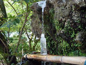 京都名水めぐり!ゴクゴク飲める極上の水分補給スポット5選