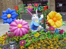 2018年春!お花がいっぱいのひらパーは子どもが主役