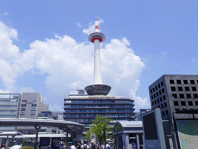 2018年もお化け屋敷開催の京都タワー