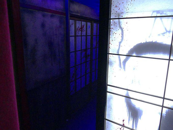 化け物屋敷の内部をこっそり公開