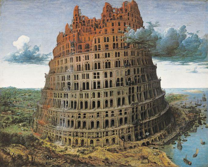 バベルの塔とは?