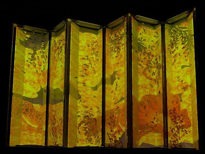 大政奉還150周年記念 アートアクアリウム城の注目作品