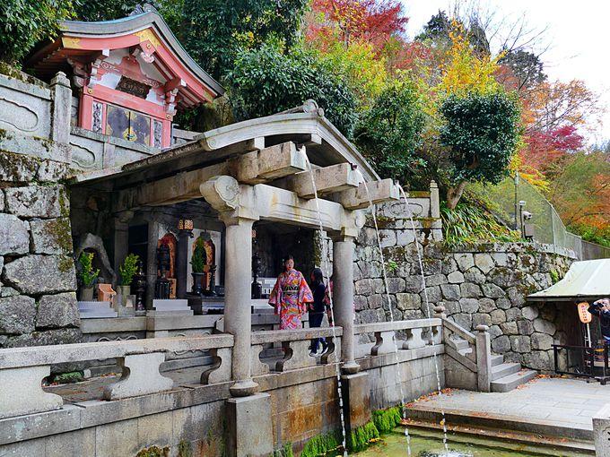 まずは京都観光の王道「清水寺」から