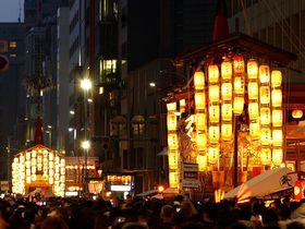 いつかは行きたい京都・祇園祭!デビューのためにザックリ解説
