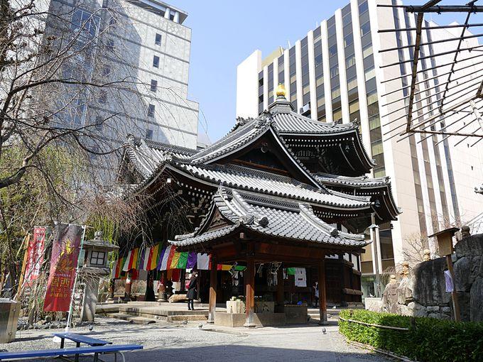 第十八番札所、六角堂 頂法寺
