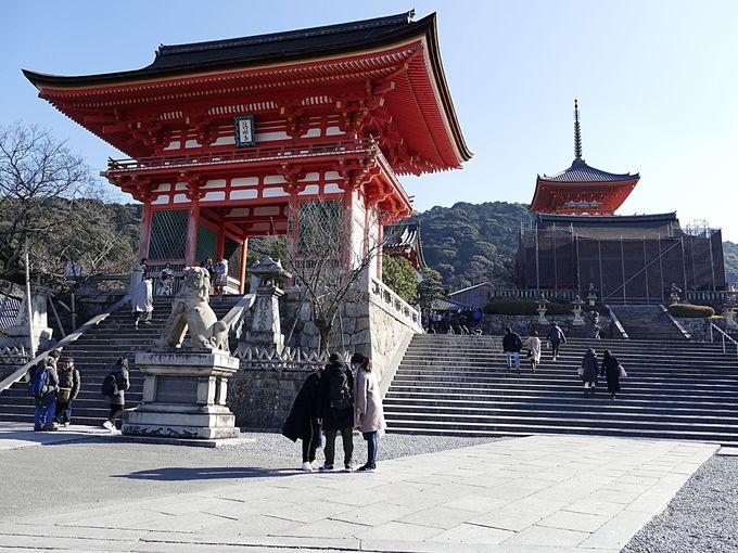 第十六番札所、清水寺