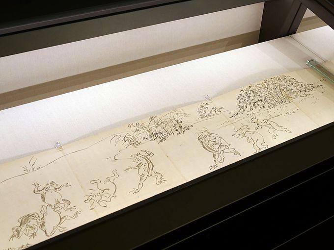 大阪が生んだゆるキャラ鳥羽絵師、耳鳥斎
