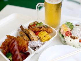 ナイトピクニック&BBQの2スタイル!京都タワービアガーデン2020