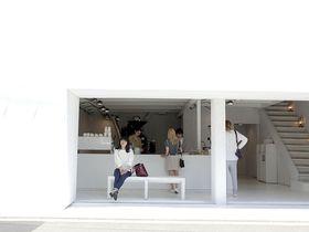 京都の真っ白いカフェ!オシャレな自由空間 walden woods kyoto