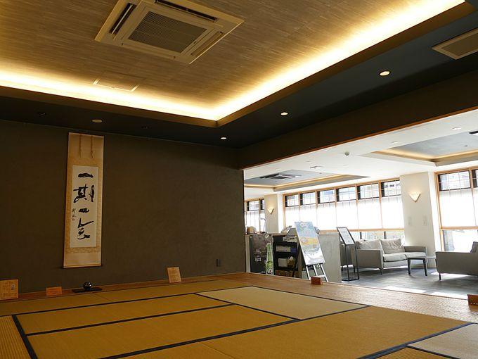 アリストンホテル京都十条の京都らしさ