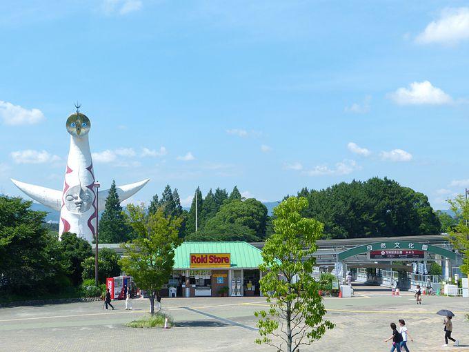 まんパクin万博2018が開催されるのは万博記念公園