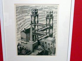 ミラクルエッシャー展で不思議を堪能!あべのハルカス美術館