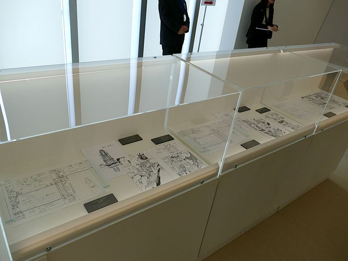 手描き原画以外にも見どころだらけな『ジョジョ』展