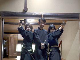 京都で日本刀の試し斬り!サムライ塾で真剣の魅力を肌で実感