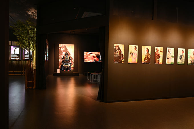 「麒麟がくる 京都大河ドラマ館」注目は衣装の数々