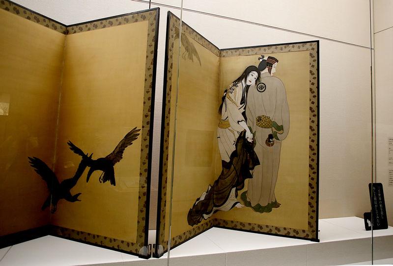 大阪歴史博物館で「あやしい絵展」あやしい名画が大阪に大集合!
