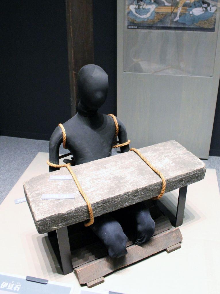 江戸時代の牢問と裁き