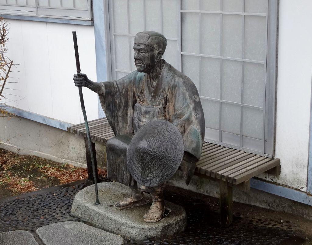 松尾芭蕉「おくのほそ道」旅立ちの地