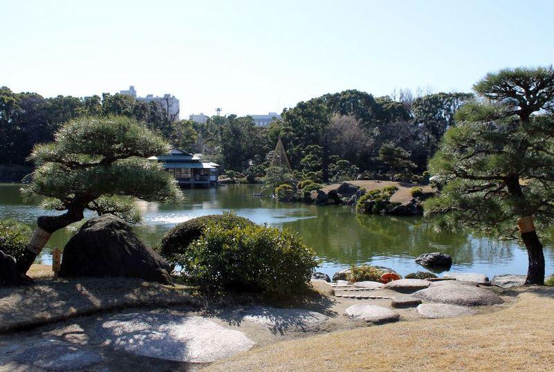 3時間で満喫できる清澄白河!清澄庭園〜深川めし〜Cafe