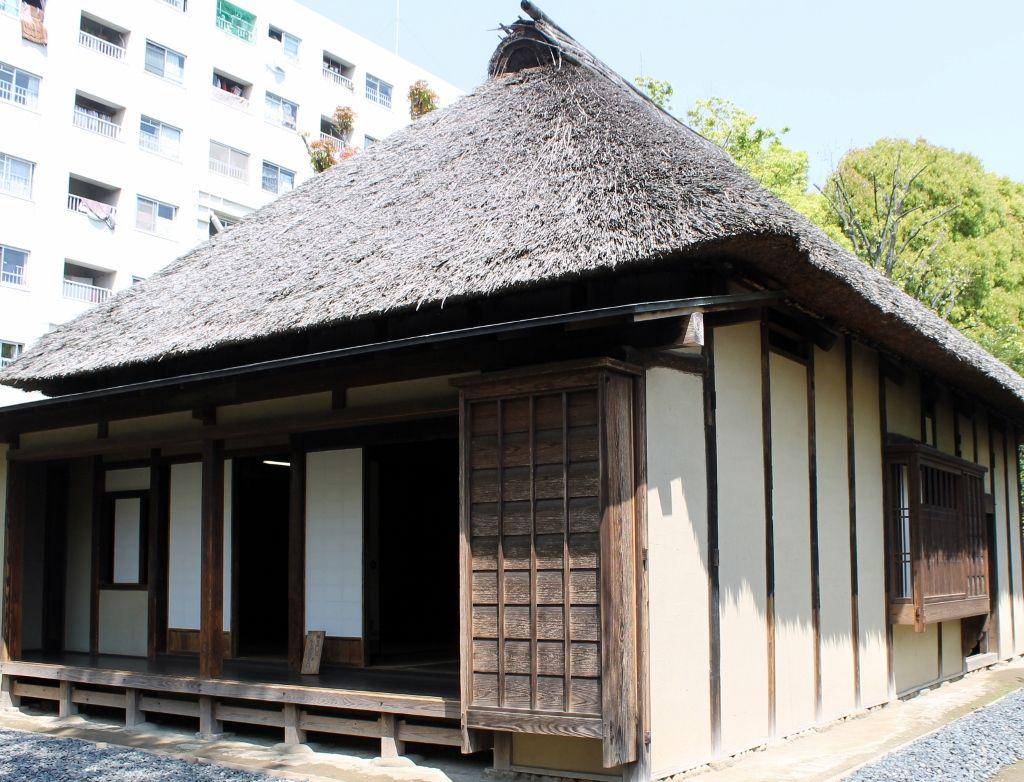数々の災害をまぬがれた江東区最古の民家「旧大石家住宅」