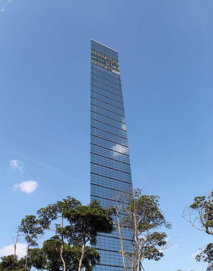 360度のパノラマ絶景!千葉ポートタワー