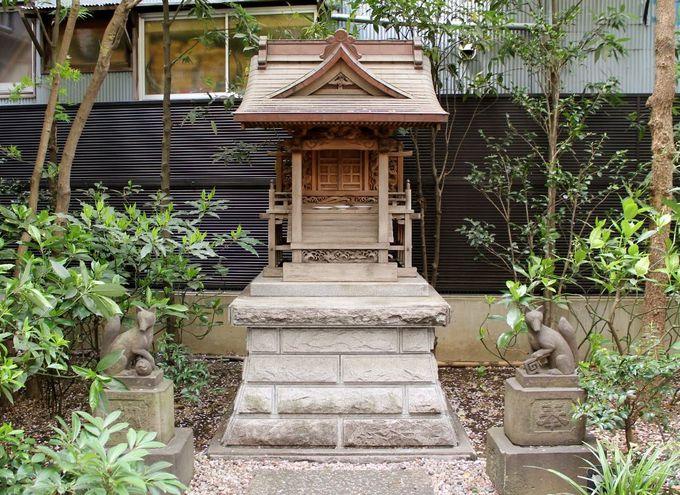 隠れパワースポット! 「安平神社」