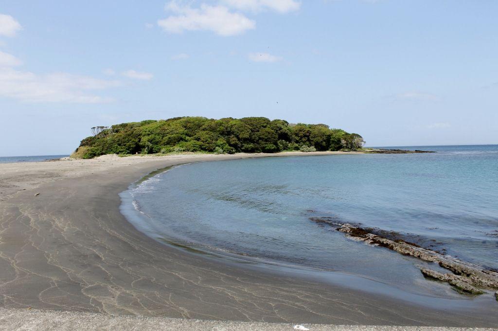 沖ノ島はかつて海を隔てた沖に浮かんでいた!
