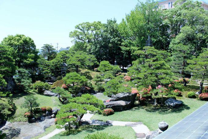 荘厳美麗な国指定名勝「慶雲館」