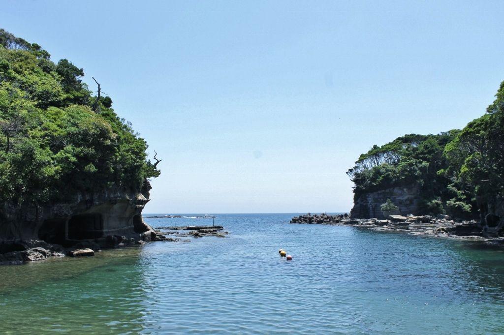 自然が作り出した奇岩・巨岩の造形美が見事!