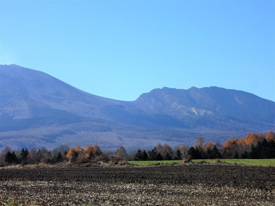 浅間山&黒斑山「寝観音」を望む!群馬嬬恋村のドライブスポット