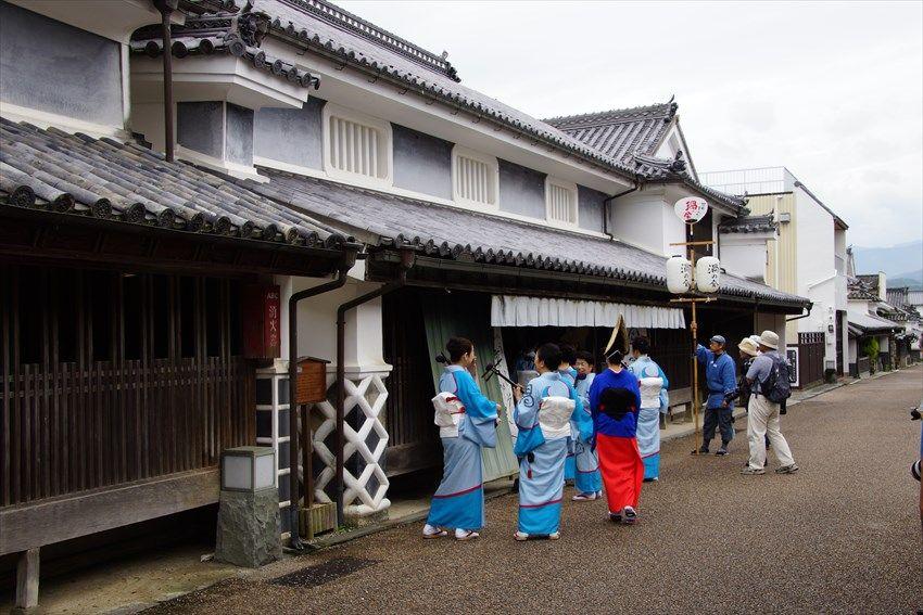 歴史情緒溢れる散策路!徳島県美馬市「脇町うだつの町並み」