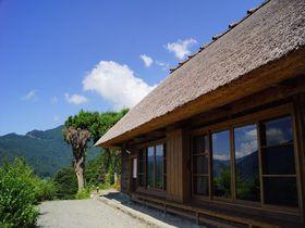 桃源郷のような別世界で泊まる!徳島県東祖谷の古民家ステイ