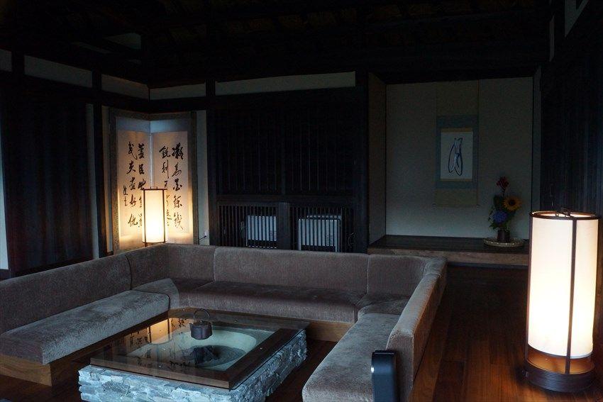 古民家それぞれで違う、こだわりの部屋も魅力的