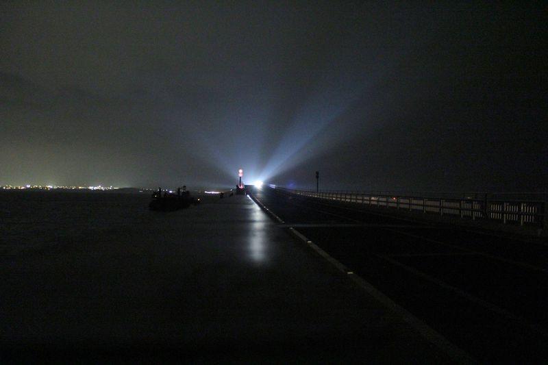 大海原を渡る伊良部大橋
