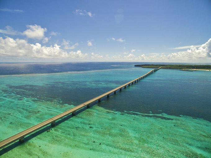 宮古島エリア随一の絶景スポットは来間島にあり!?