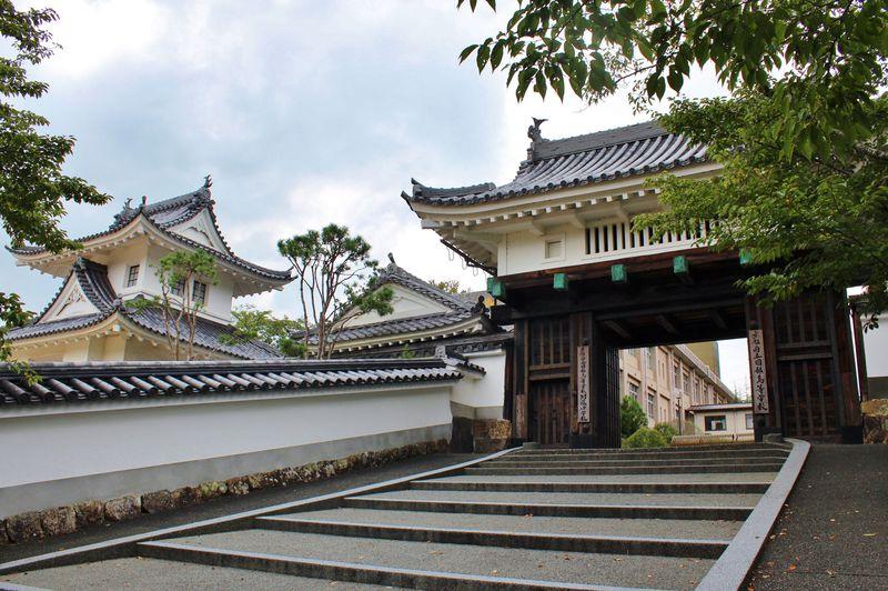 京都「園部城」は日本最後の城!マリオの山も話題!?