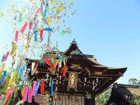 北野天満宮の御手洗祭「御手洗川足つけ燈明神事」で京の七夕を楽しもう