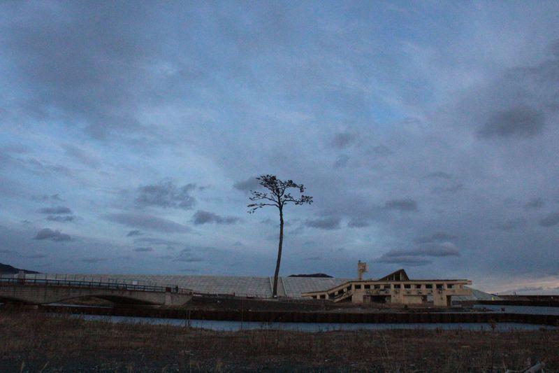 遺されたのは、伝えるため。陸前高田市の震災遺構を目に焼き付けろ