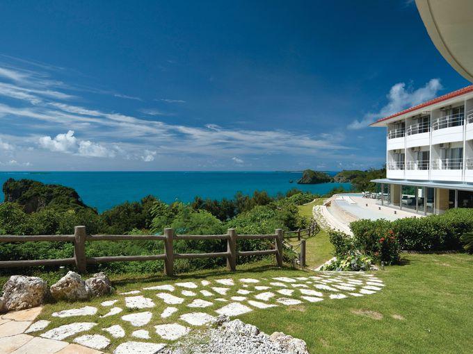 じっくり浜比嘉島を楽しみたいなら「ホテル浜比嘉リゾート」