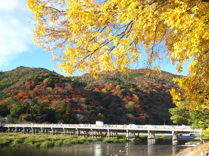 平安貴族の別荘地・嵐山