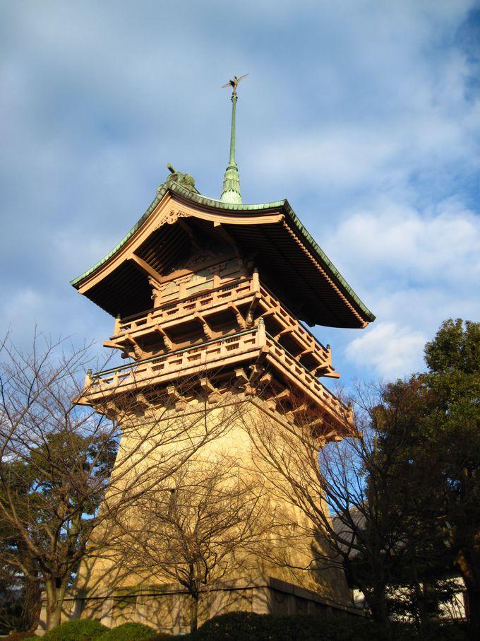 大倉喜八郎の夢・銅閣