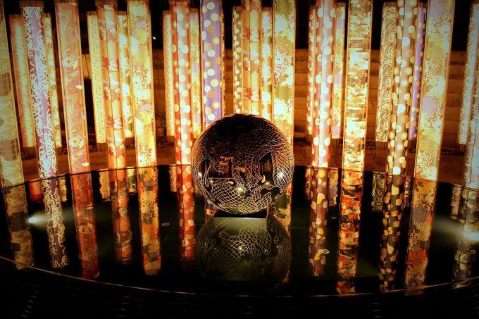 嵐山駅のパワースポット「龍の愛宕池」
