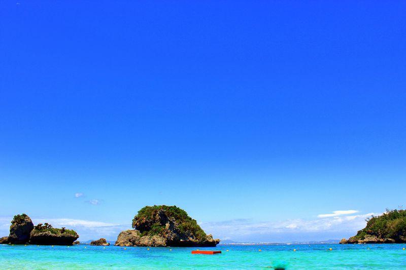 伊計島には沖縄本島から車で行ける極上・離島ビーチが待っている!