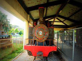 「シュガートレイン」日本最南端の鉄道は南大東島にあった!?