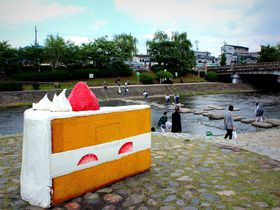 京都のまったり癒しスポット・鴨川デルタを楽しんでみよう!