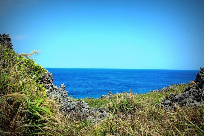 南大東島は長旅を経た島。