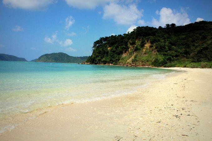 「イダの浜」は極上プライベートビーチ